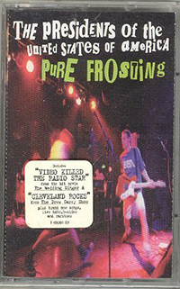 pure frosting tape cover