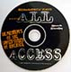 all access bootleg live cd album
