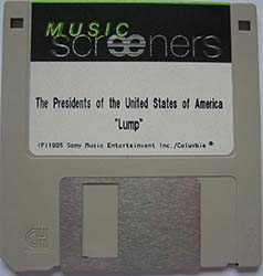 music screeners - floppy disk